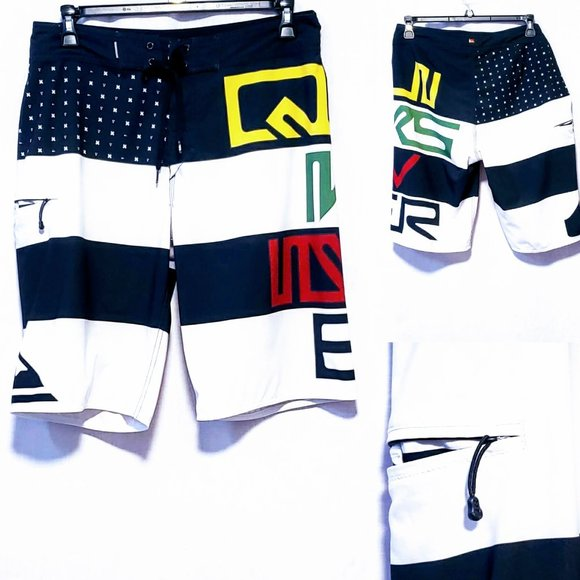 Quiksilver Other - 🦅QuickSilver Board Shorts size 33🕶